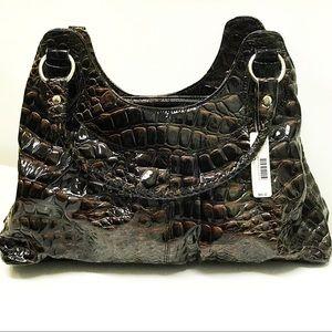 Handbags - BOGO💫New Directions Brown Bubble Purse
